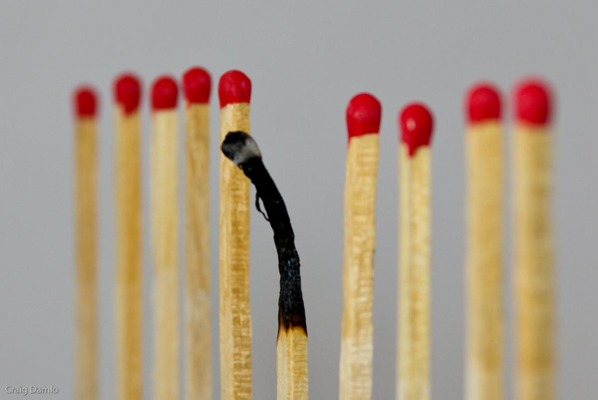 SONY DSC - burn out - Kaizen