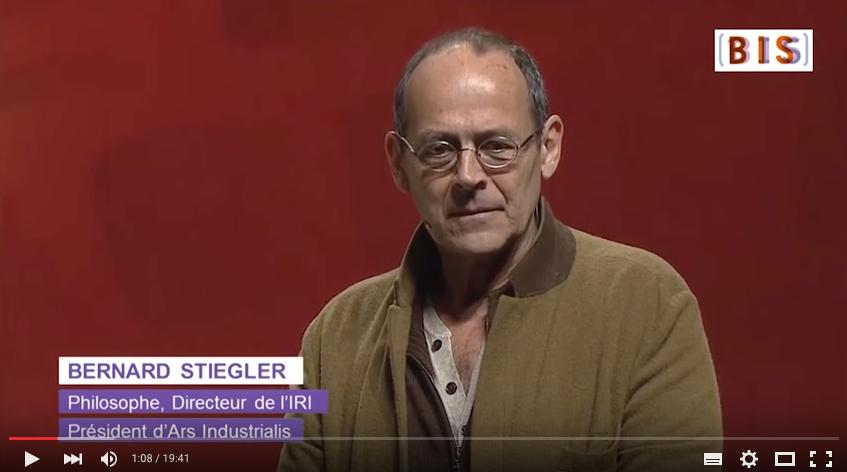 Bernard Stiegler - capalités